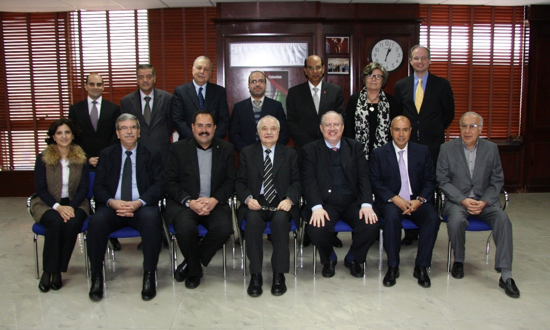Board of Trustees Meeting January 2012